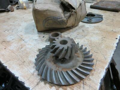 John Deere Unstyled D Governor Gear Set Nos Ad2883r