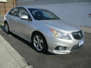2013 Holden Cruze JH Series II MY13 SRi Silver 6 Speed Sports Automatic Hatchback West Perth Perth City Area Preview