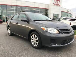 2013 Toyota Corolla CE HEATED SEATS