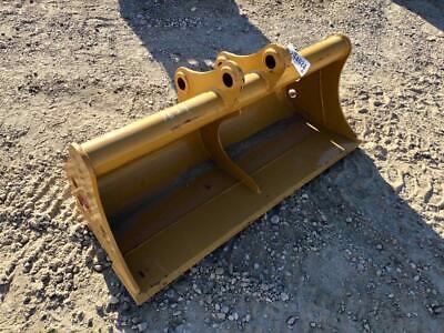New Teran 48 Clean Up Bucket Fits Cat 305 Mini Excavators 45mm Pin Stock 204024