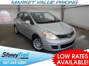 2008 Nissan Versa 1.8S LOCAL VEHICLE HISTORY