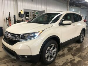 2018 Honda CR-V EX Our last 2018!