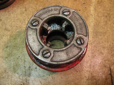 Ridgid 12r 1 Die Head Ratchet Hand Pipe Threader 700 Power Drive