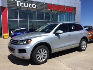 2014 Volkswagen Touareg HIGHLINE SPORT W/NAV LUXURY SUV SAVE$$$