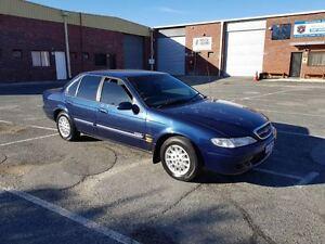 1998 Ford Fairmont Sedan Northbridge Perth City Area Preview