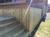 Fencing,Deck building,Roofing