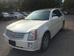 2006 Cadillac SRX 6 cylinder