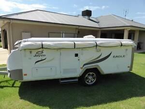 Excellent Jayco Eagle Pop Top Caravan  Caravans  Gumtree Australia Launceston