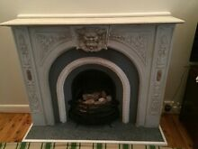 Marble fireplace Beacon Mount Marshall Area Preview