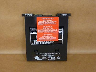 Fireye Ep178 Flame Monitor Programmer Module Non Recycle