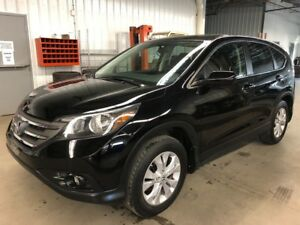 2012 Honda CR-V EX 4WD BAS KILO !!! LOW MILEAGE!