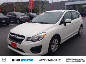 2012 Subaru Impreza 2.0i BLOW OUT PRICE..$8500..NEW MVI..AWD..MA