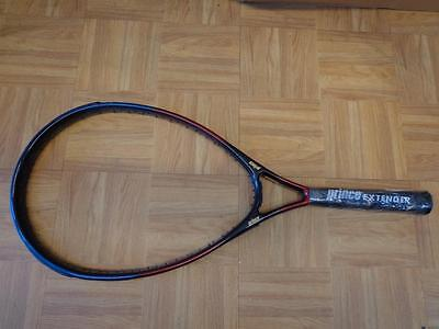 NEW Prince Extender Thunder 880 Oversize 122 head 4 3/8 grip Tennis Racquet