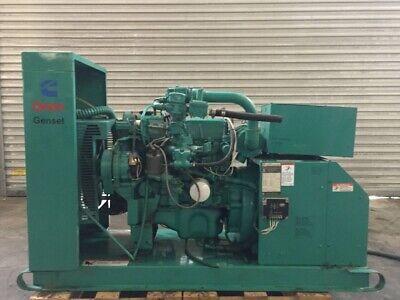 Cummins Onan 20es Natural Gas Generator 20kw