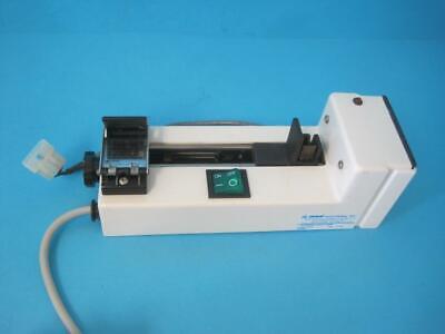 Med Associates Phm-100-2 Single Speed Syringe Pump 2 Rpm Used Lab Equipment Used