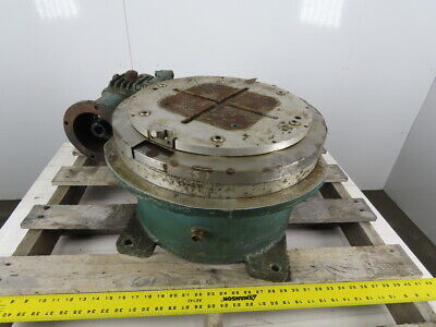 Camco 1305rdm0h48-360 Rotary Indexer Table 360 Index Period Rotation 81 Ratio