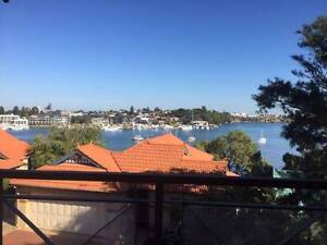 Beautiful, large room overlooking river available for short term East Fremantle Fremantle Area Preview