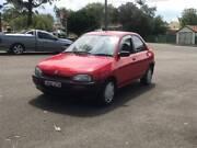 1994 Mazda 121 Sedan Yagoona Bankstown Area Preview