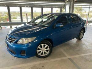 2011 Toyota Corolla ZRE152R MY11 Ascent Blue 4 Speed Automatic Sedan