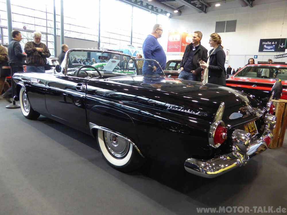 Ford Thunderbird V8 1955