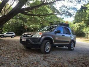 2003 Honda CR-V Wagon Port Douglas Cairns Surrounds Preview