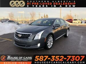 2017 Cadillac XTS Luxury / Navi / Back up camera / Sunroof