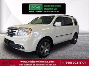 2015 Honda Pilot Touring-coming soon