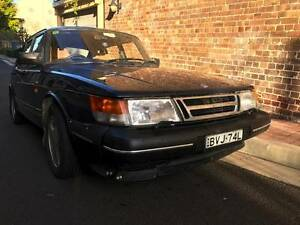 1993 Saab 900 Hatchback Annandale Leichhardt Area Preview