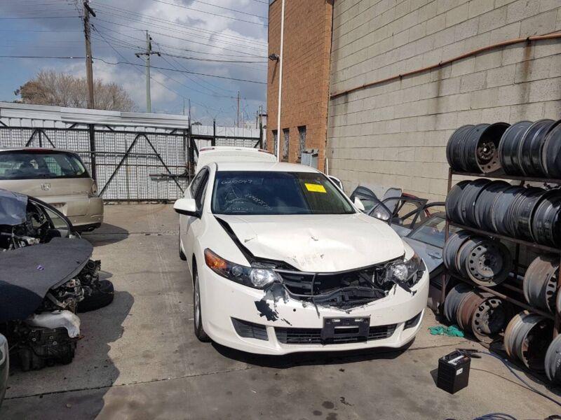 Honda Euro Accord 2009 Wrecking Gumtree Australia Blacktown Area