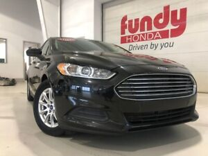2015 Ford Fusion S w/ ONLY 58,000KM!!! ONE LOCAL OWNER