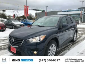 2016 Mazda CX-5 GS AWD..HEATED SEATS..POWER SEATS...POWER ROOF..