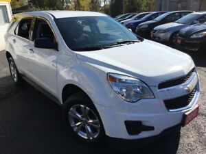 2012 Chevrolet Equinox LS/LOADED/BLUE TOOTH/ALLOYS/DRIVES LIKE N