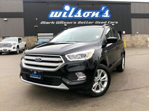 2018 Ford Escape SEL 4WD - Leather, Navigation, Sunroof, Rear Ca