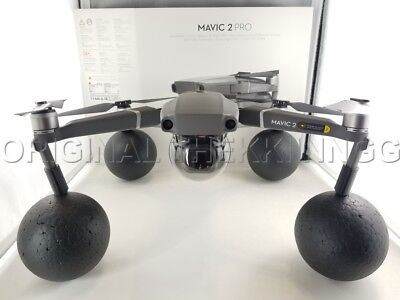 DJI Mavic Pro 2 / Zoom  Float WATER MOD protector Drone Black colors Landing