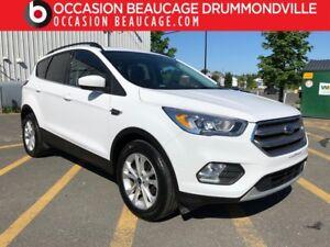 2017 Ford Escape SE-TOIT PANO- HITCH- NAVIGATION- JAMAIS ACCIDEN