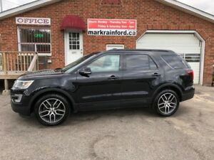 2016 Ford Explorer Sport Sport AWD Ecoboost 7 Passenger Loaded