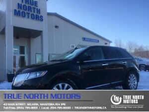 2012 Lincoln MKX Luxury