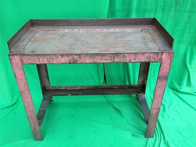 Steel Welding Work Table Bench Assembly 36-12 X19-12