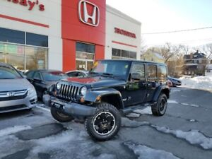 2012 Jeep Wrangler Unlimited Sahara AS TRADED