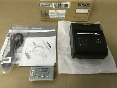 Epson Tm-p80-012 Mobile Link Wireless Receipt Printer C31cd70012