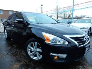 2013 Nissan Altima 2.5 SL | LEATHER.ROOF | ONE OWNER | ACCIDENT