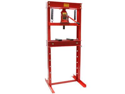20 TON HYDRAULIC 20 TONNE SHOP PRESS WORKSHOP GARAGE PRESS FLOOR HYDRAULIC PRESS - 20 Ton Hydraulic Shop Press