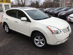 2010 Nissan Rogue SL/ AWD/ AUTO/ SUNROOF/ POWER GROUP/ ALLOYS!