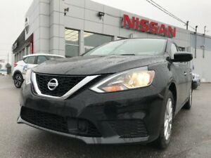 2018 Nissan Sentra SV MoonRoof, Heated Seats! Nissan Certified!!