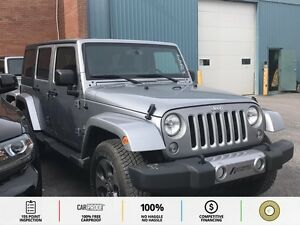 2016 Jeep Wrangler Unlimited Sahara AIR CONDITIONING! ALLOY W...