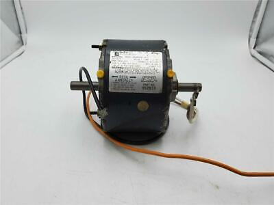 Emerson Motor K48hxcnz-1472 Rpm 15501275 60hz 1.3a 1 Phase