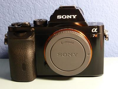 Sony Alpha a7R ILCE-7R 36.4 MP Digital SLR Camera - Black (Body Only)