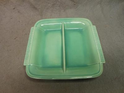 VINTAGE STANGL TWO SECTIONED DISH MANNING BOWMAN 1978 NO RESERVE