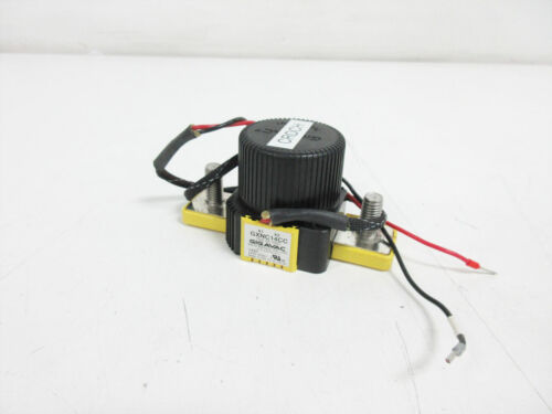 """GIGAVAC GXNC14CC 350 A 800 VDC DC CONTACTOR NORMALLY CLOSED GXNC14 ~ 17"""" LEAD"""