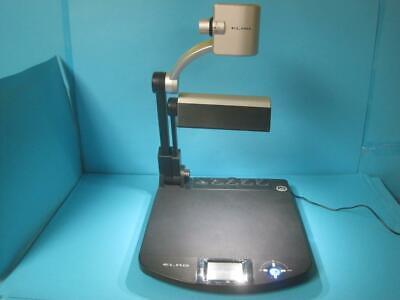 Elmo P30s Visual Platform Digital Presenter Document Camera W 3.5 Lcd Display